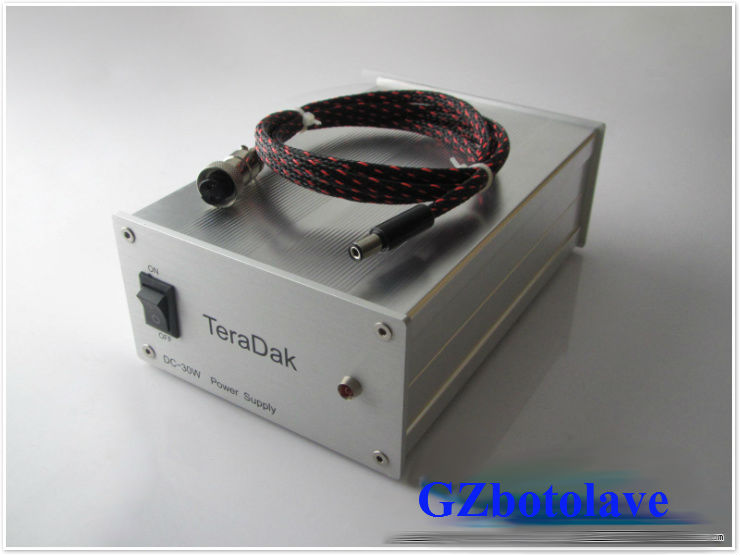 TeraDak DC-30W 9V/2A Japan Furukawa ADL GT40 DAC linear power supply Free ship teradak dc 30w 12v 1 5a fpga linear power supply