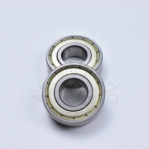 Image 2 - 6202ZZ 15*35*11 (mm) 10 parça ücretsiz kargo rulman ABEC 5 10 Adet metal sızdırmazlık rulmanlar 6202 6202Z 6202ZZ krom çelik rulman