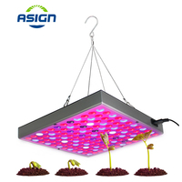 LED Phyto Lamp Full Spectrum Led Grow Light 45W 1500Lm Plant Growing Lamps Fitolampy For Plants Flower Greenhouse Hydroponic