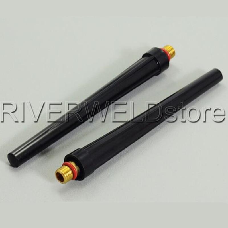 2-pk 41V24 TIG Back Cap Long for Welding Torch 9//20//25
