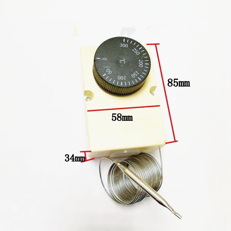 (1) капиллярный термостат для электрического устройства ручка температуры механический переключатель