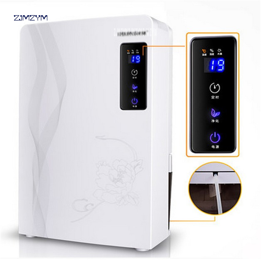 CM-N8 Home air dehumidifier 1080ML/Day basement desiccant dehumidifier moisture dryer machine 110-240V,0-30 square meters area