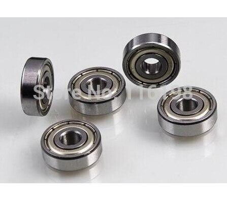 MR84ZZ L-840ZZ  deep groove ball bearing 4x8x3 mm miniature bearing ABEC3 MR84 zokol mr84 zz bearing mr84zz miniature bearing deep groove ball bearing 4 8 3mm