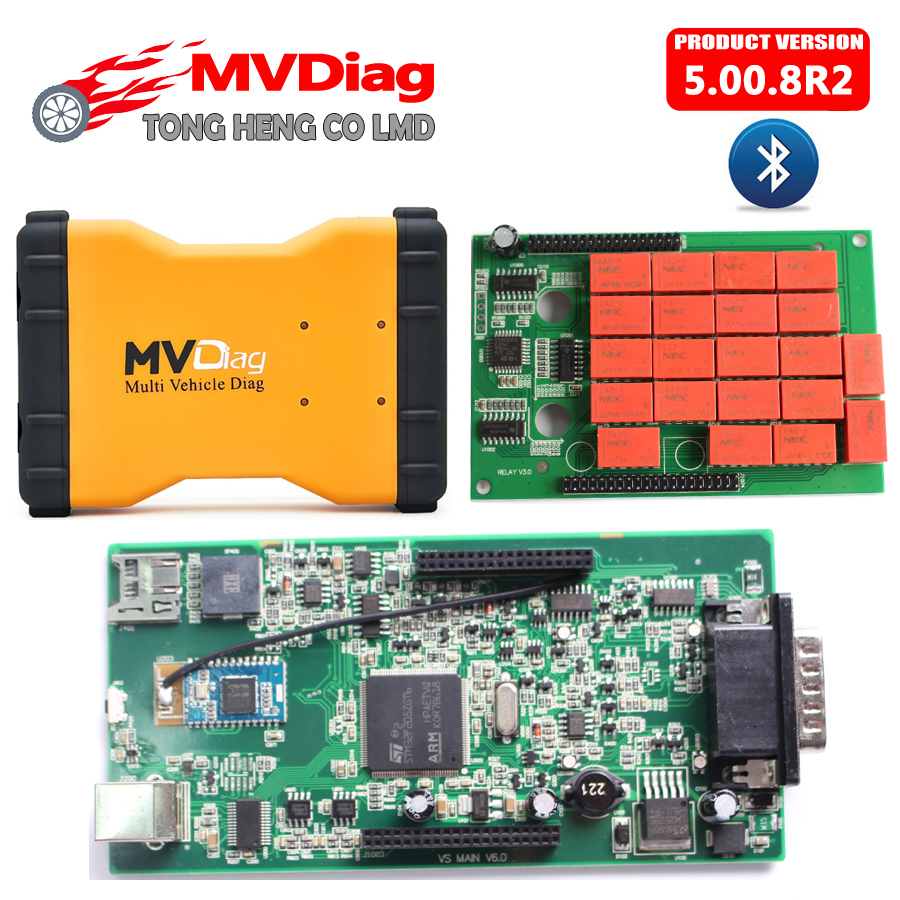 Mvd mvdiag bluetooth diagnostic tool tcs cdp multidiag pro new vci multi vehicle software 5 00 8 r2 as multidiag pro from reliable price batteries suppliers