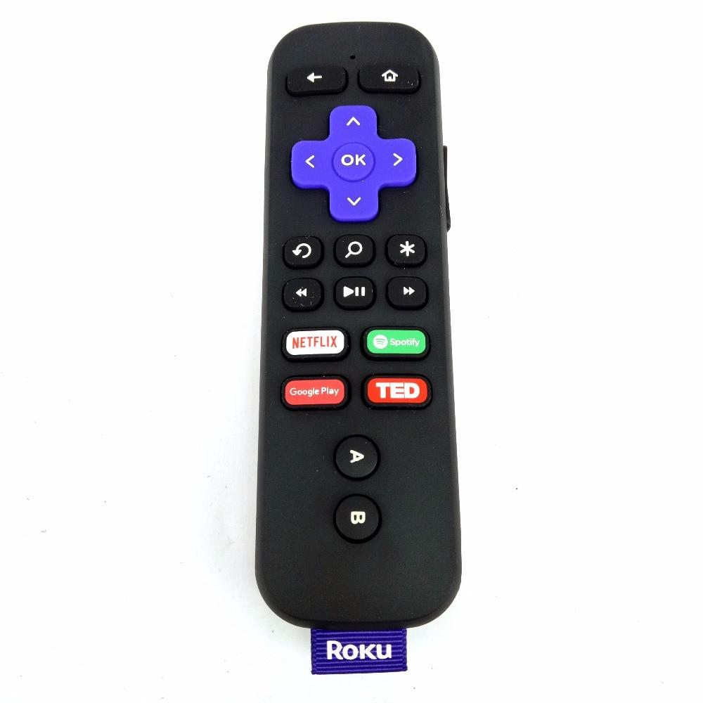 NEW Original Genuine for Roku Enhanced Voice Game Remote Ultra 3.5mm Headphone Jack RC-GR4 5959A-RCB13 4640x