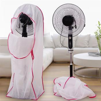 Do montażu w podłodze wentylator elektryczny pełne pokrycie kurz pokrywa torba do przechowywania urządzenie gospodarstwa domowego wentylator ochrony włókniny tkaniny Craft tanie i dobre opinie Koreański