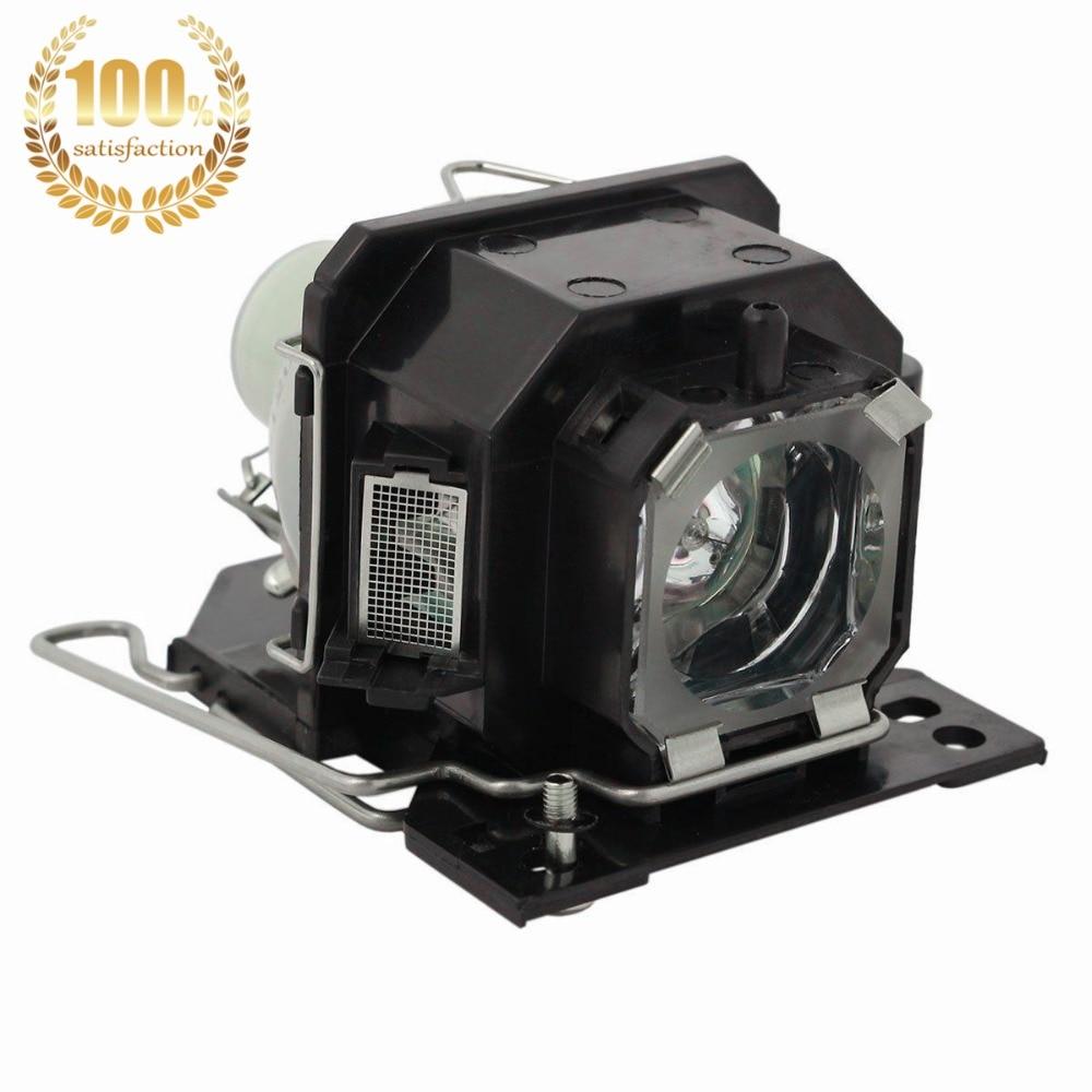 WoProlight DT00781 Lámpara de proyector con carcasa para Hitachi - Audio y video casero