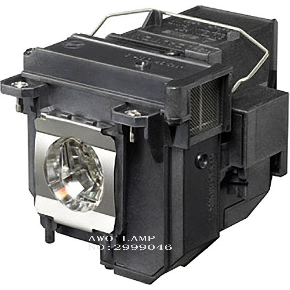 Replacement Projector Original Lamp ELPLP71 For Epson PowerLite 470, 475W, 480, and 485W Multimedia Projectors (245W) replacement original projector elplp88 lamp for epson powerlite s27 x27 w29 97h 98h 99wh 955wh and 965h projectors