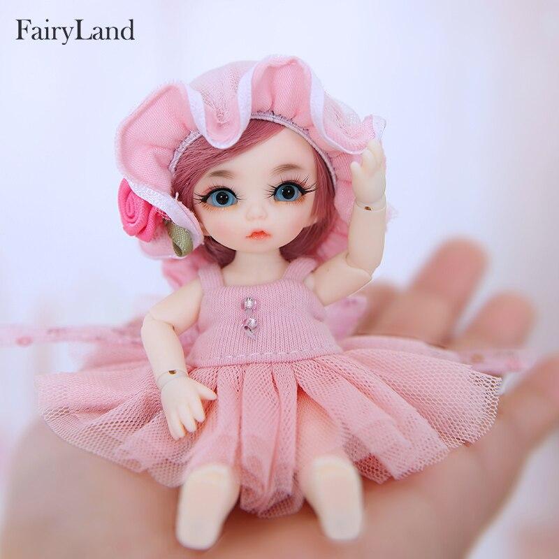 Fairyland Pukipuki Ante bjd sd docka 1/12 kroppsmodell tjejer killar - Dockor och tillbehör - Foto 2