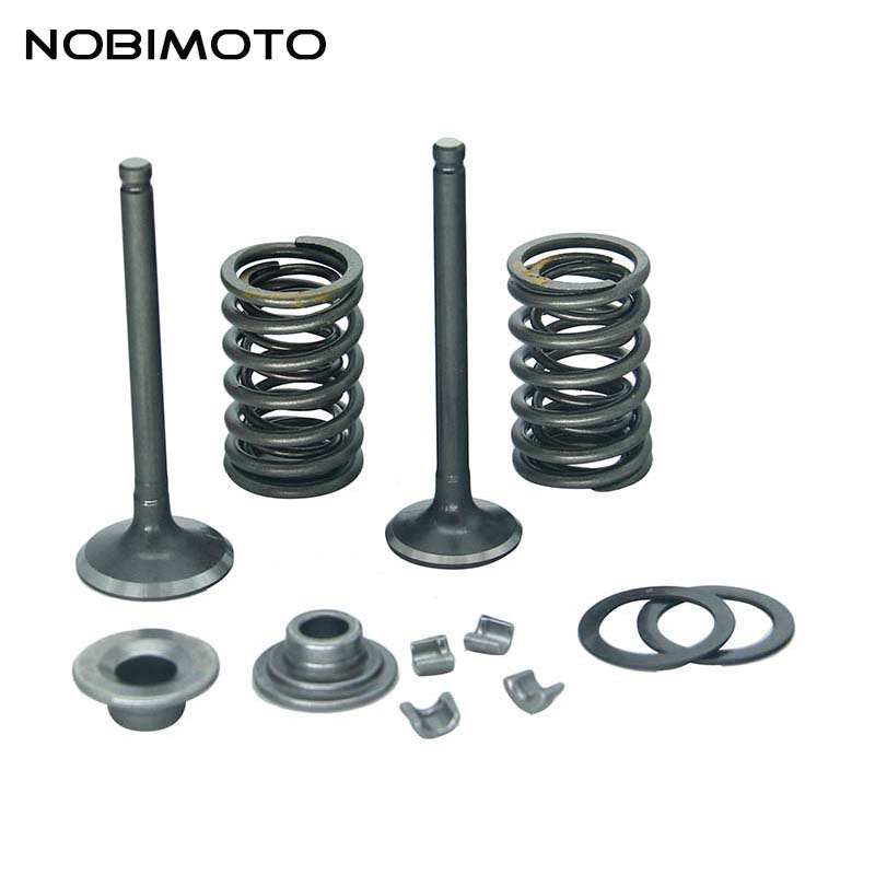 Fit For <font><b>Lifan</b></font> <font><b>110cc</b></font> <font><b>Engine</b></font> Parts Valve Spring Holder for <font><b>Lifan</b></font> <font><b>110cc</b></font> aumotic auto cluth and reverse <font><b>engine</b></font> Motorcycle GT-151 image