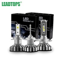 LEADTOPS Super Bright H7 LED H4 Car Headlight 9005 9006 H3 H1 H8 H9 H11 9012