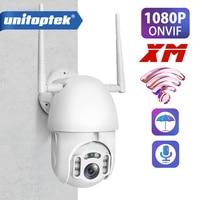 HD 1080P WIFI PTZ IP Camera Outdoor Wireless Speed Dome CCTV Security Camera ONVIF 2MP IR Home Surveillance Cameras P2P XMEye