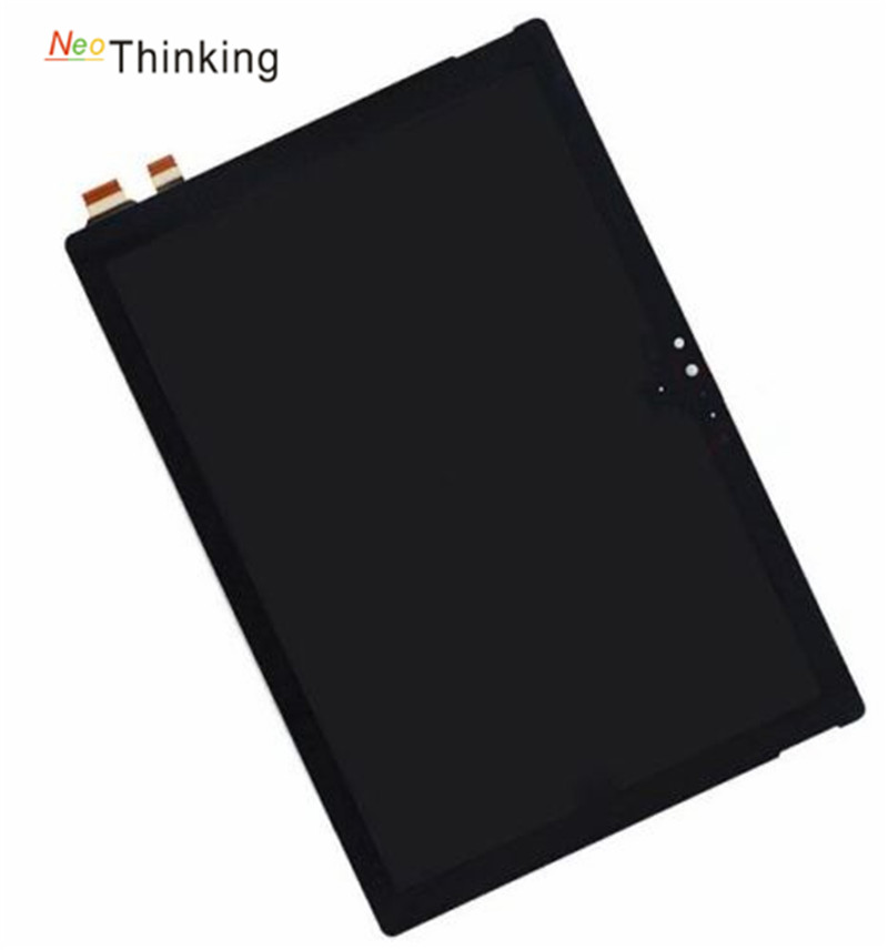 NeoThinking Microsoft Surface Pro 4 1724 LTN123YL01 12.3 LCD Screen + Digitizer Assembly FREE SHIPPING for microsoft surface pro 4 assembly lcd displays screen touch screen