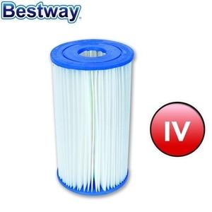 Картридж с фильтром для воды 58095 Bestway, картридж для бассейна/фильтрующий картридж (IV) 2500Gl/фильтр для бассейна, Core для насоса 58391,58392