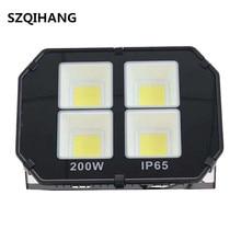 50W/100W/200W/300W perfect power LED Flood Light Floodlight street Lamp waterproof Landscape Lighting led spotlight 2Pcs/lot