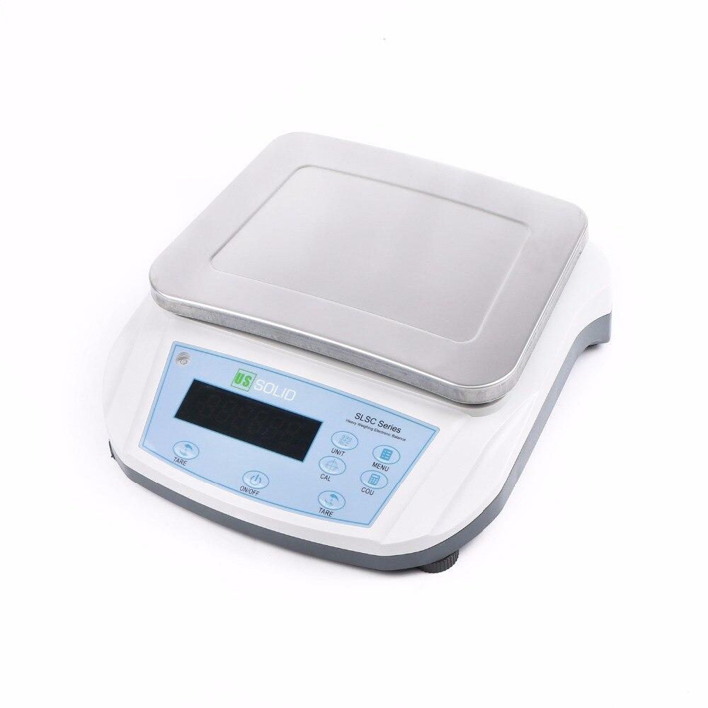 20000x0.1g 20 kg Digitale del Peso di Equilibrio Bilancia di Precisione di Peso Ad Alta Capacità