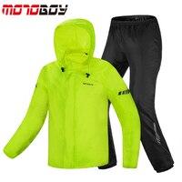 MOTOBOY 오토바이 비옷 스포츠 등산 낚시 바람 방지 재킷 남성 방수 레인 코트 정장 motorbikeJ02 P02