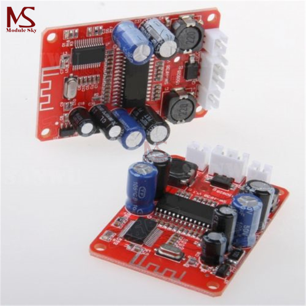 DC12V TDA8932 Wireless Bluetooth Stereo Dual Channel 2X15W Audio Amplifier Board
