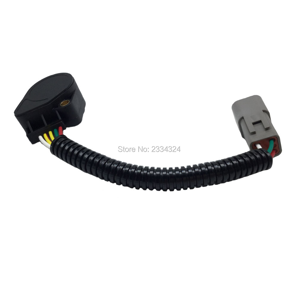 Responsible Tps Throttle Pedal Position Senso For Volvo Truck 21116880 20893518 21116874 21116878 20889693 With 5 Pin 5 Wire Last Style Automobiles Sensors