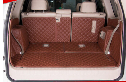 AA Custom Special Trunk Mats For Lexus GX 7seats Durable Easy To Clean Boot Carpets For Lexus GX
