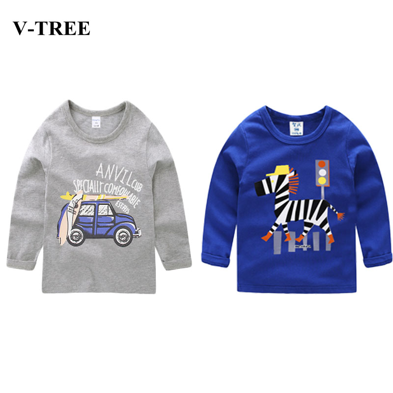 V-TREE-Boys-Shirts-Spring-Autumn-T-shirt-For-Girl-Cartoon-Girls-Tops-Cotton-Children-Tee-Baby-Clothing-1