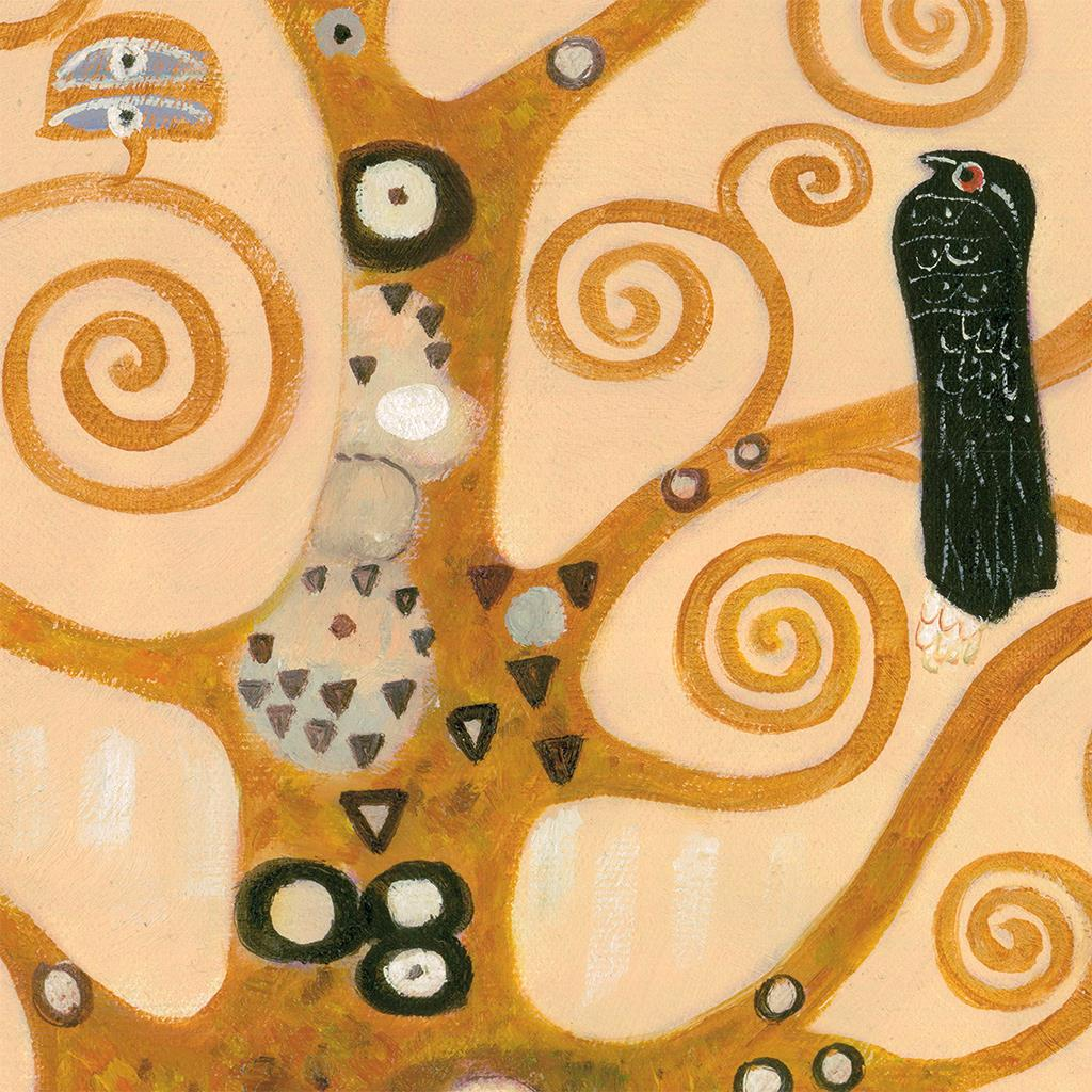 huge hand paint oil painting replica of the tree of life from gustav klimt oil painting wall pictures gustav klimt paintingin painting u0026 calligraphy from