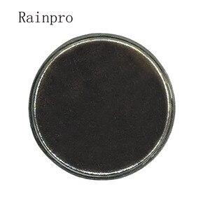 Image 3 - Rainpro 2 יח\חבילה LIR1254 1254 3.6V נטענת כפתור סוללה במקום 3.7V 40mAh Bluetooth אוזניות