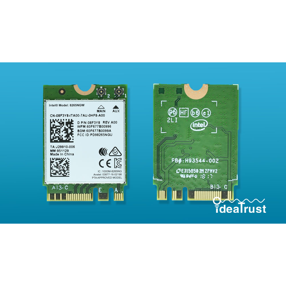 Brand new for Intel Dual band Wireless-AC 8265 8265NGW 8265ac 8265 ac BT4.2 5G 867Mbps M2 Wireless NetworkCard PK 7265 7260 8260(China)