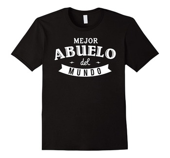 ¡Novedad de 2019! Camiseta divertida Para hombre, Mejor Abuelo del Mundo, camiseta Para Abuelo