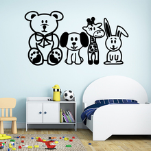 Hot Sale Cartoon Home Decor Wall Stickers vinyl Decals