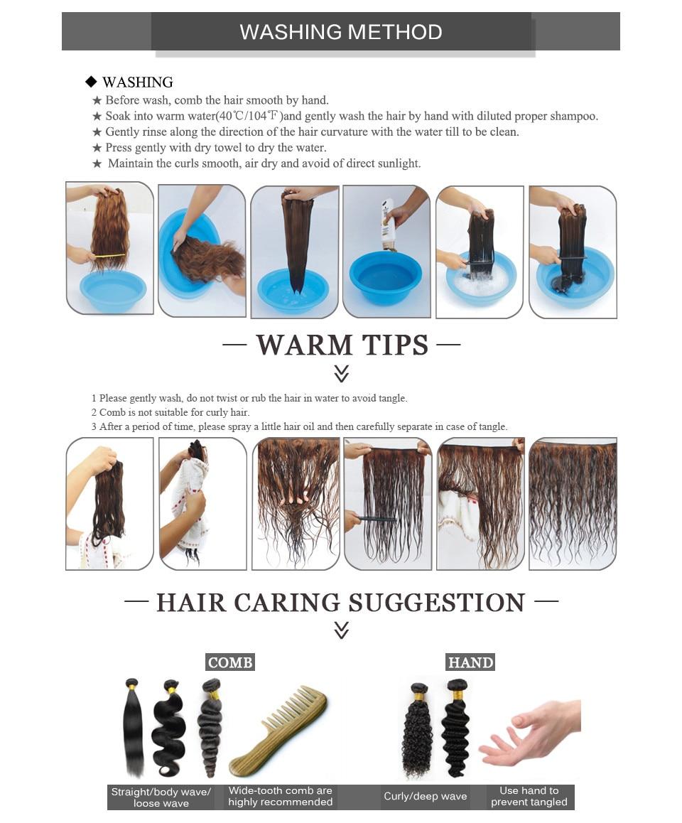 HTB1z95bhwMPMeJjy1Xdq6ysrXXaS Joedir Hair Brazilian Afro Kinky Curly Human Hair Weave Non Remy Hair Extensions Bundles With Closure 3 4 Bundles With Closure