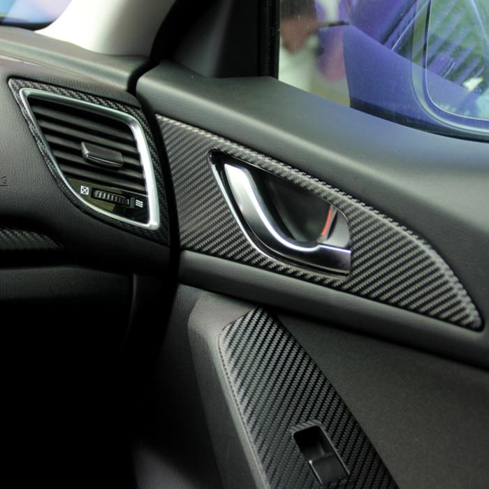 Mazda Axela Üçün Yeni Avtomobil Daxili Mərkəzi Konsol Rəng - Avtomobil daxili aksesuarları - Fotoqrafiya 5