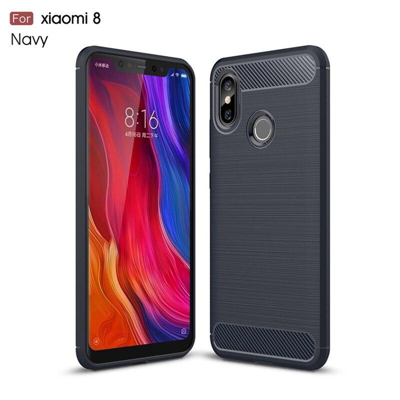 Soft Back Cover Case for Xiaomi 8 8SE Redmi 6 6A Pro (14)