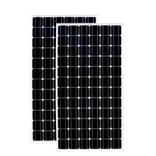 Solar Panel Monocrystalline 24v 200w 2Pcs Plates 400w 48v Car Battery Charger Home System RV Motorhome Boat