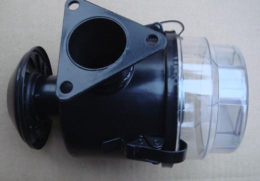 Fast shipping diesel engine 178F air filter assembly transparent Tiller Mini tiller air cooled suit kipor kama any Chinese brand fast shipping exhaust silencer diesel engine s195 s1100 assembly sell suit for changchai changfa and any chinese brand