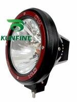 12 V 55 W 9 POUCE HID Conduite Lumière HID Offroad Tache/Inondation faisceau de Lumière pour SUV Jeep Camion ATV XENON HID Brouillard lumières