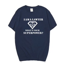 I'm a lawyer what's your superpower t-shirt