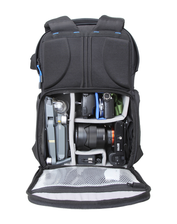 Professional drone camera bag Benro RBII 150N for Dajiang Mavic pro