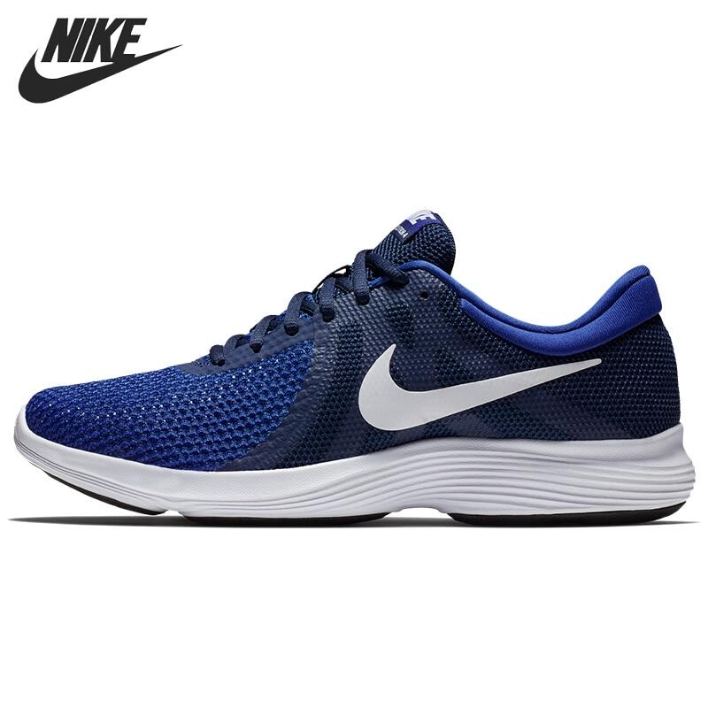 Original New Arrival NIKE REVOLUTION 4 Men's Running Shoes Sneakers