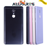 Housing For XIAOMI Redmi Note 4X Back Battery Cover Case Power Volume Button Camera Lens For
