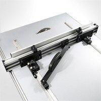 목공 원형 톱 및 diy를위한 테이블 톱 울타리 시스템 도구 세트