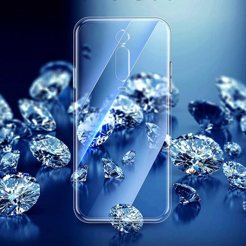 For Xiaomi Redmi K20 Pro Case Mi 9T Transparent Crystal TPU Soft Clear Cover For Xiaomi Redmi 7A Phone Case Skin Capa Mi9T Pro