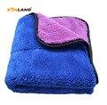 Плюшевое абсорбирующее полотенце из микрофибры 720gsm  20 шт.  40 см х 60 см  высокое качество  чистящая полировальная ткань  полотенце