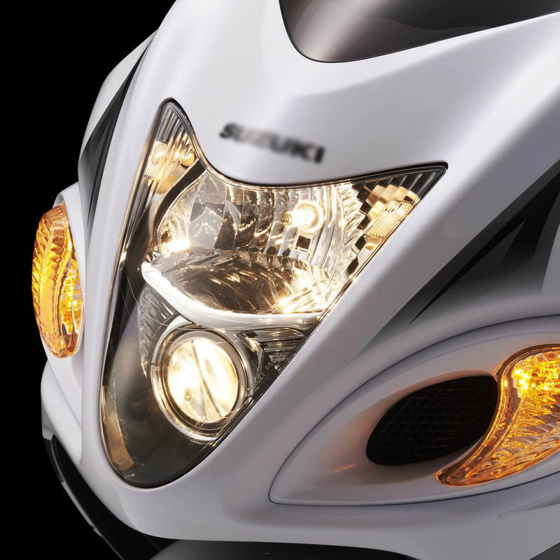 Motocycle Front light Headlight Head lamp Lighting For SUZUKI GSX-1300R GSX1300R Hayabusa 2008 2009 2010 2011 08 09 10 11 Clear men women laptop backpack vintage canvas school bags for teenager boys girls casual school backpack mochilas for college student page 3