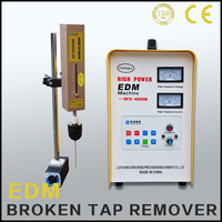 Electric discharge machine tap buster solve your broken tap headache