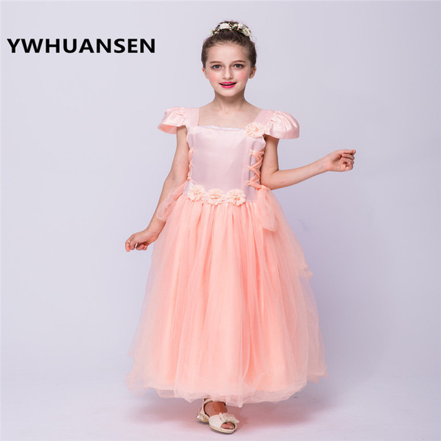 363725b65 YWHUANSEN High Quality Girl Summer Dresses Girl Clothes Ball Gowns ...