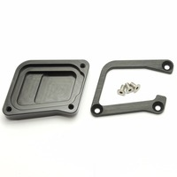 For BMW R1200GS Side Stand Foot Kickstand Plate Pad For BMW R1200GS HP Sport Adventure 2008