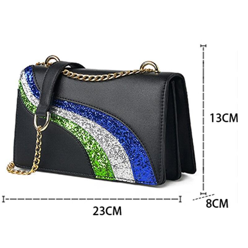 Cadeias de Bolsas de luxo Mulheres Sacos