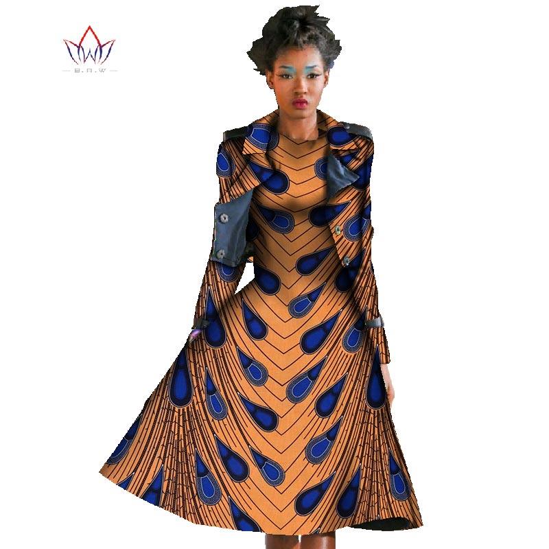 Dresses Plus Size 2019 Women Fashion o-neck Dress 6XL Vestidos Dashiki set Women  traditional 773b93dfb329