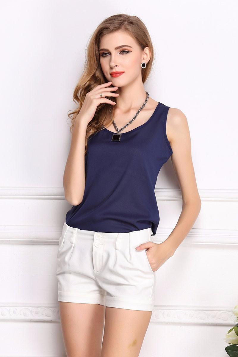 2017 moda popularne sexy szczupła marynarka clothing blusas bluzki damskie szyfonowa letnia lady bluzka/koszula 9 kolory topy ol bluzka 19
